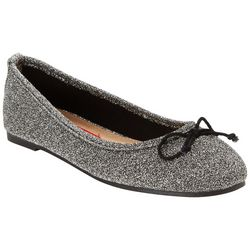 Unionbay Girls Abby Silver Shoes