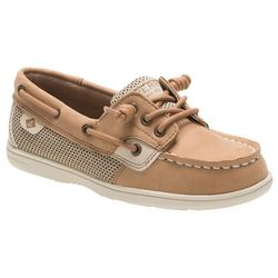 Sperry Toddler Girls Shoreride Boat Shoes