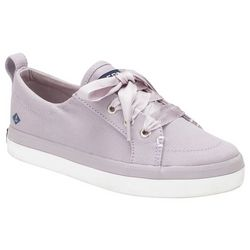 Sperry Girls Crest Vibe Lilac Purple Sneakers