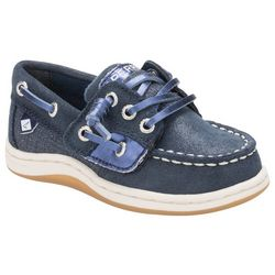 Sperry Girls Songfish Jr. Boat Shoes