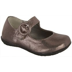 Mia Toddler Girls Denym Mary Jane Shoes