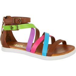 Mia Girls Lacey Sandals