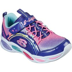 Skechers Girls Shimmer Beams Athletic Shoes