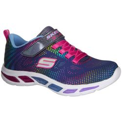 Skechers Girls Litebeams Gleamy Dreams Sneakers