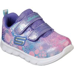 Skechers Toddler Girls Comfy Flex Dainty Dash Shoes