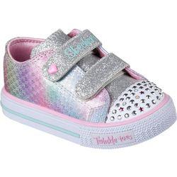 Skechers Toddler Girls Shuffles Ms. Mermaid Sneakers