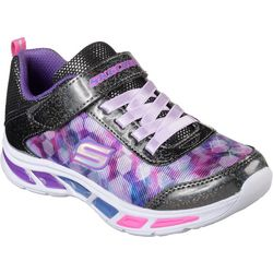 Skechers Girls Litebeams Dance N Glow Athletic Shoes