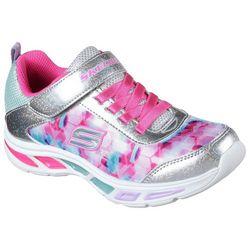 Skechers Toddler Girls Litebeam Dance N Glow Athletic Shoes