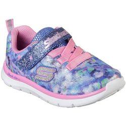 Skechers Toddler Girls Skech Lite Blossom Cutie Shoes