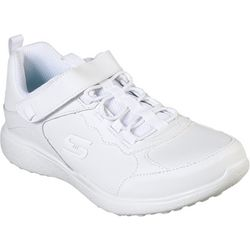 Skechers Girls Microburst-Preppy Steppy Athletic Shoes