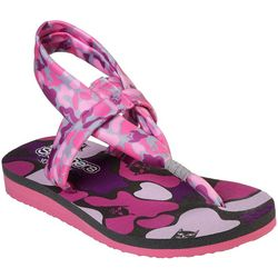 Skechers Girls Kitty Z Sandals