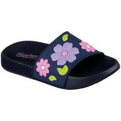 Skechers Girls Sunny Slide Sandals