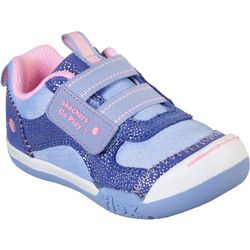 Skechers Toddler Girls Flex Play Athletic Shoes
