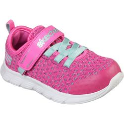 Skechers Toddler Girls Sparkle Athletic Shoes