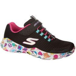Skechers Girls Street Squad Athletic Shoes