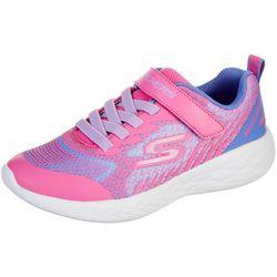 Skechers Little Girls Radiant Runner Go Run 600
