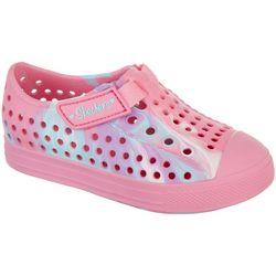 Skechers Toddler Girls Guzman 2.0 Swirly Brights Shoes