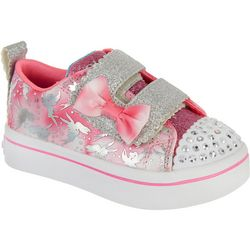 Skechers Toddler Girls Twinkle Toes Twi-Lites Fairy Shoes