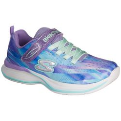 Skechers Girls Jumpin Jams Glitter Athletic Shoes