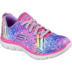 Skechers Girls Skech Appeal 2.0 Tasty Tropics Athletic Shoes