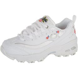 Skechers Girls D'Lites Bright Blossoms Athletic Shoes