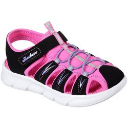 Skechers Girls Aqua Steps Flex Sandals
