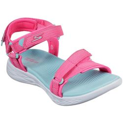 Skechers Girls On The Go 600 Lil Radiance Sandals