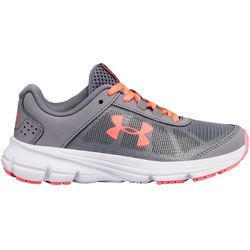 Under Armour Little Girls Rave 2 Running Shoes