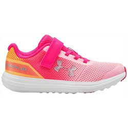 Under Armour Girls Surge RN AC Athletic Shoes