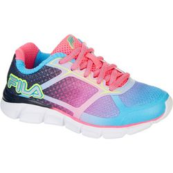 Fila Girls Primeforce 2 Athletic Shoes
