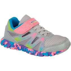 Fila Little Girls Volcanic Athletic Shoes
