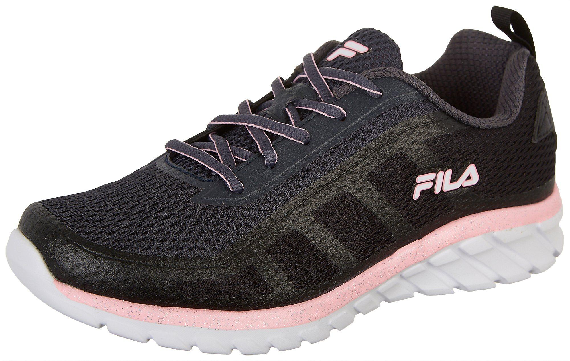 Details about Fila Girls Diskize 2 Athletic Shoes