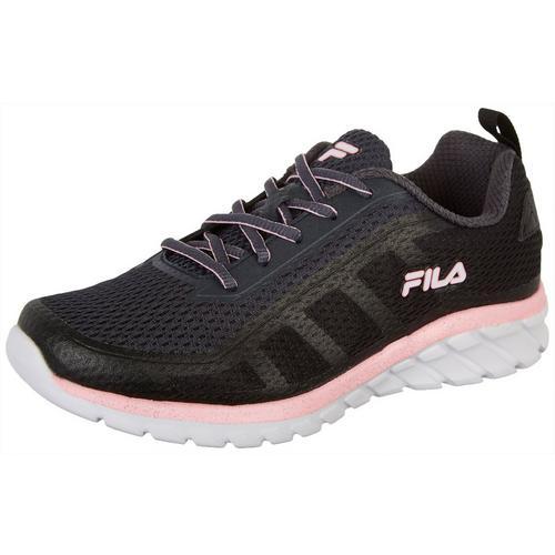 Fila Girls Diskize 2 Athletic Shoes