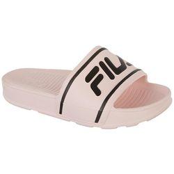 Fila Girls Sleek Slide Sandals