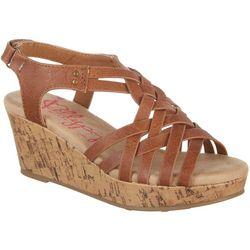 Jellypop Girls Acie Wedge Sandals