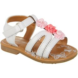 Laura Ashley Toddler Girls Sandals