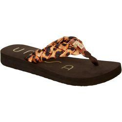 Unisa Womens Frait flip flops