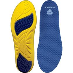 Sof Sole Mens Athlete Insoles Size 9-10.5