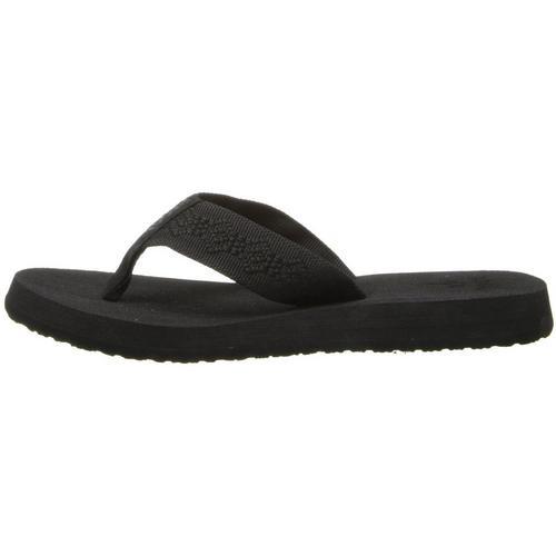 5e954d31b417e1 REEF Womens Sandy Flip Flops