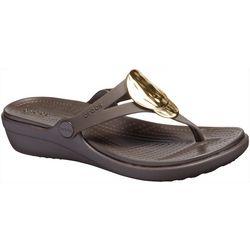 Crocs Womens Sanrah Wedge