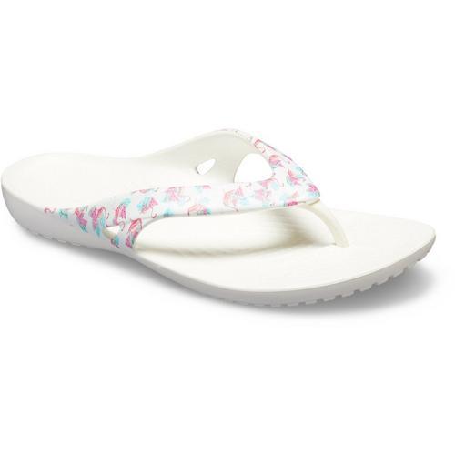7d6e5089b2ec Crocs Womens Kadee II Flip Flops