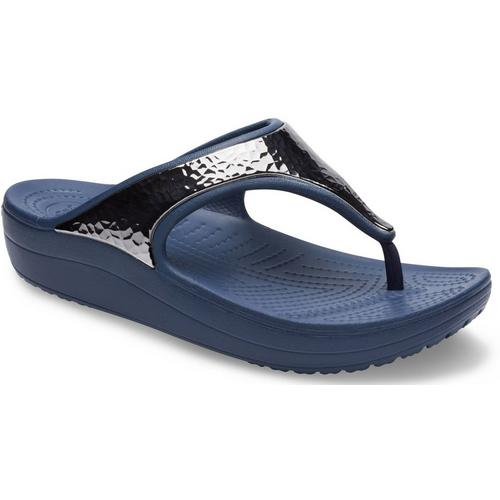 0c5af5608caa Crocs Womens Sloane Thong Sandals