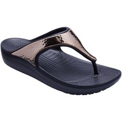 Crocs Womens Sloane Thong Sandals