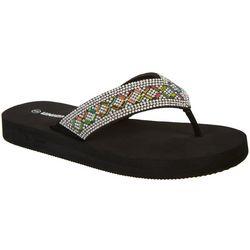 Unionbay Womens Cardos Flip Flops