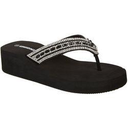Unionbay Womens Cantarina Flip Flops