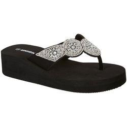 Unionbay Womens Rocas Flip Flops