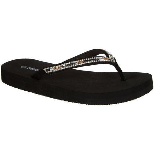 431bcc87a Unionbay Womens Chelsea Flip Flops