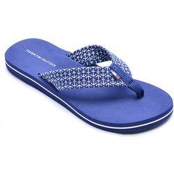 Tommy Hilfiger Womens Ceaweed Flip Flops