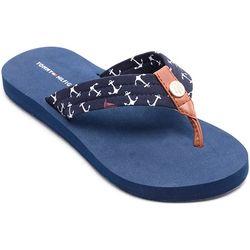 Tommy Hilfiger Womens Ceilans Flip Flops
