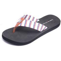 Tommy Hilfiger Womens Cerli Flip Flops